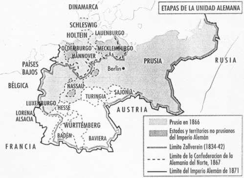 La Unificacion Alemana e Italiana Causas y Consecuencias Imperialismo