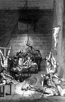 torturas inquisicion