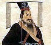 personajes de la historia  Chin Shi Huang