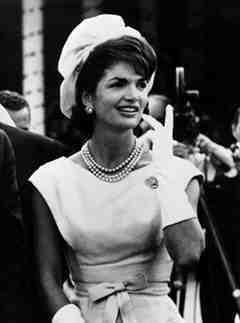 Biografia de Jacqueline Kennedy de Onassis Mujere de John Kennedy