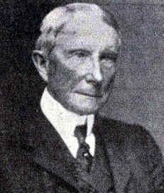 Historia de la Familia Rockefeller