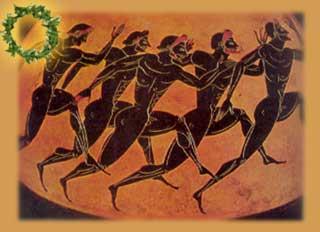 Historia de los Juegos Olimpicos Griegos, Origen Primeros Juegos