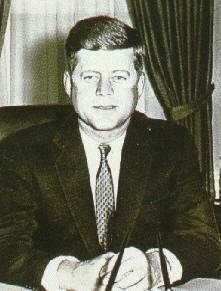 Biografia de John F Kennedy Crisis de los Misiles Gobierno y Política