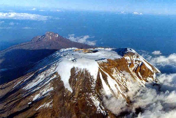 La Leyenda del Monte Kilimjaro
