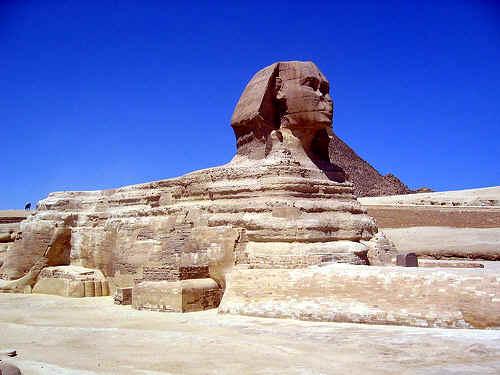 La Esfinge de Giza Egipto Historia Gran Piramide