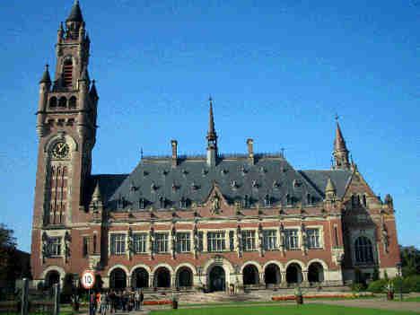 Origen del Tribunal de la Haya Funcion Internacional