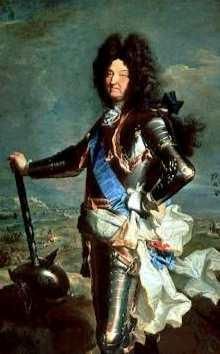 rey de francia luis xiv