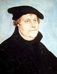 la reforma religiosa de lutero