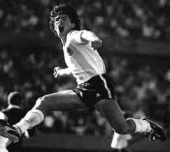 Biografia de Diego Maradona Mejor Jugador de Futbol del Mundo