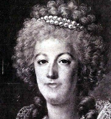 Biografia de Maria Antonieta Mujer de Luis XV