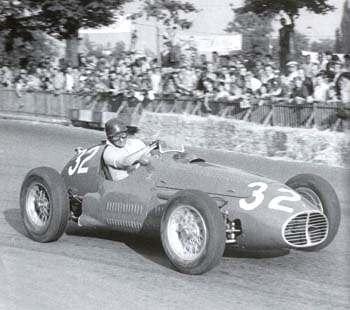 maserati de Fangio