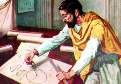 euclides trabajando