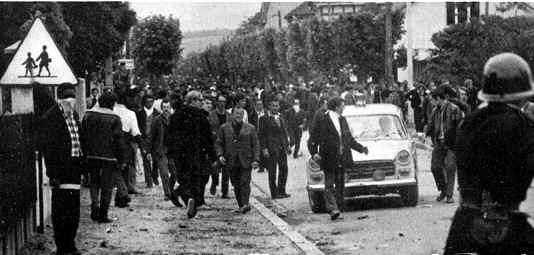 El Movimiento Obrero en el Mayo Frances