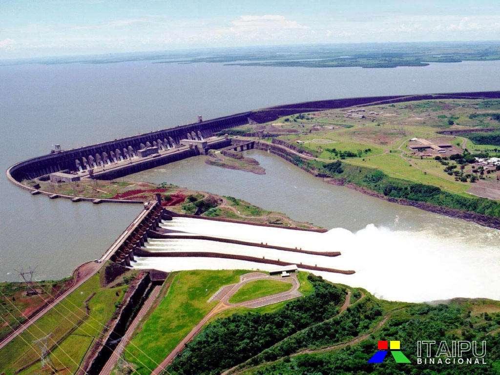 Mayor Represa Hidroeléctrica del Mundo