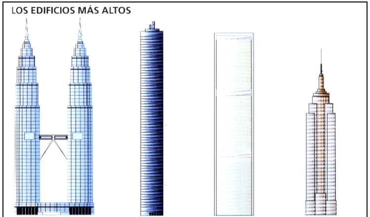 los edificios mas altos