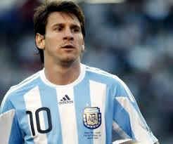 Biografia de Messi