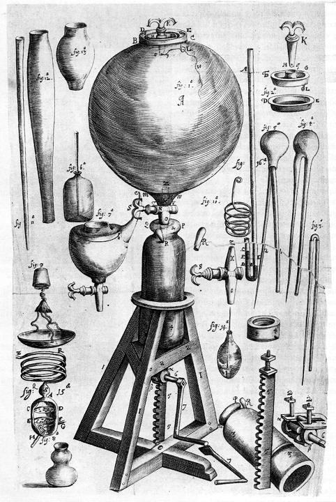 Instrumentos de Boyle