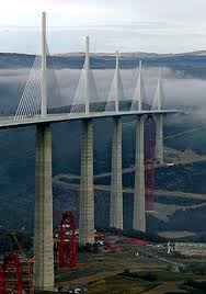 Viaducto Millau El Puente Mas Alto del Mundo