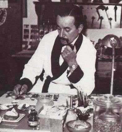 Biografia de Molina Campos