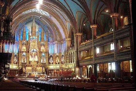 Catedral de Notre Dame:Historia de su Construccion y Proporciones