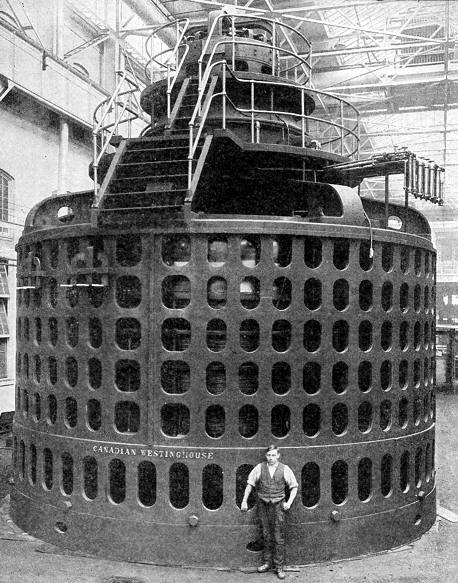 turbina de electricidad