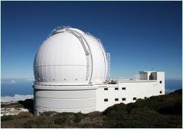 TELESCOPIO EN CANARIAS, HERSCHEL