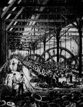 maquinismo revolucion industrial