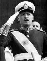 presidente militar argentino carlos ongania