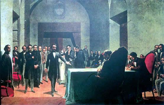 CONSTITUCION DE 1853 EN SANTA FE