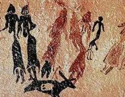 El Paleolitico:Vida del Hombre,Utensilios,Armas, Arte Rupestre