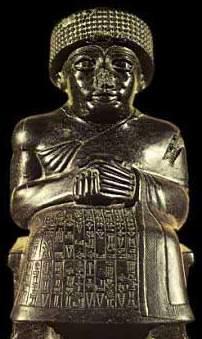 rey sumerio