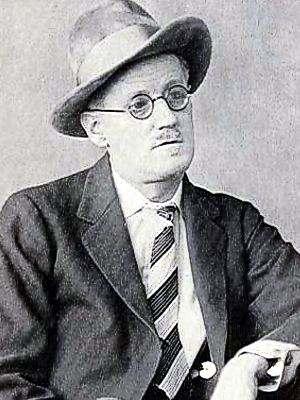 biografia de James Joyce