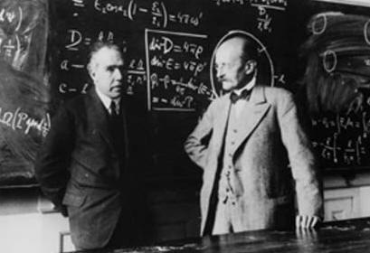 Planck y Borh