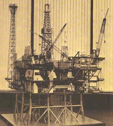 Plataforma Petrolera Funcionamiento Caracteristicas La Vida en el Mar