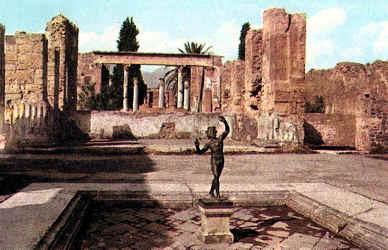 La Ciudad de Pompeya Bajo Las Cenizas:Historia de la Tragedia