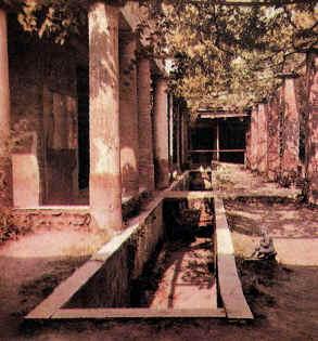 casa en pompeya