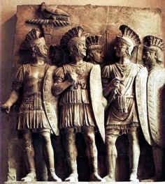 soldado romanos