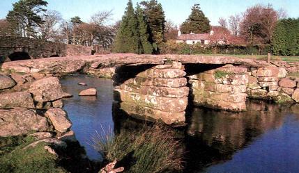 Puente de Clapper, Devon