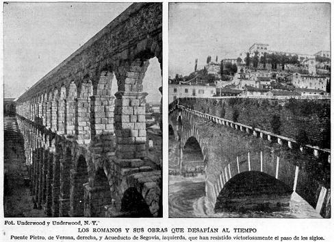 puentes antiguos de arco