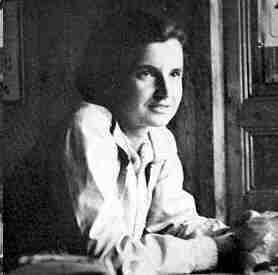 Científica Rebeca Gerschmann