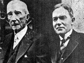 El Imperio de Rockefeller en America Latina: Las Empresas de Petroleo
