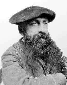 Vida y Obra de Rodin Auguste Escultor Biografia