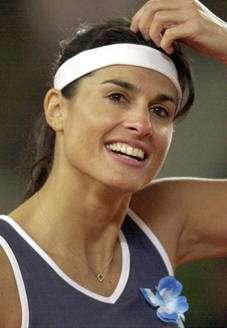 tenista argentina