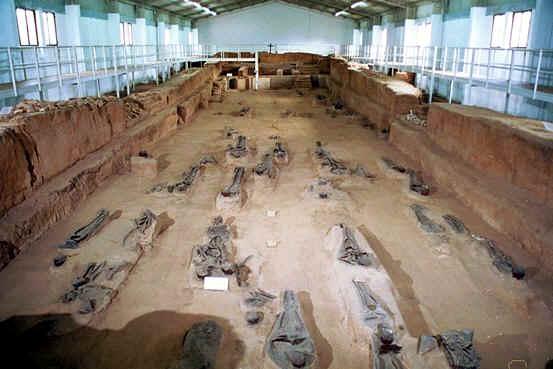 esqueletos y ruinas de cayasta-ciudda de santa fe