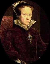 Reina Maria Tudor de Inglaterra Biografia Sangrienta Vida