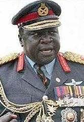 Idi Amin Dada El Hitler de Africa Ser Cruel y Siniestro Bestia Negra