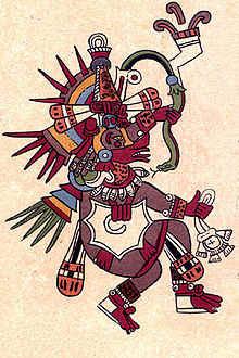 serpiente emplumada aztecas