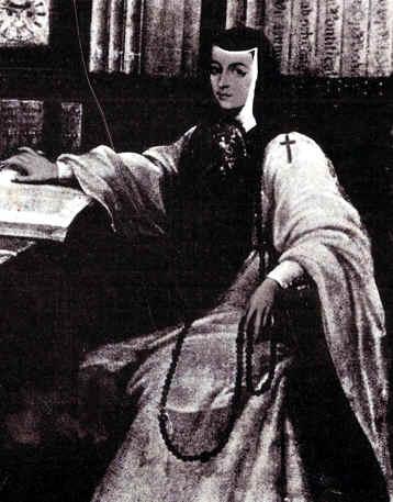Biografia Sor Juana de la Cruz Resumen de Su Vida y Obra Literaria