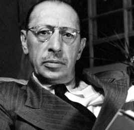 Biografía Stravinsky Igor Compositor Ruso