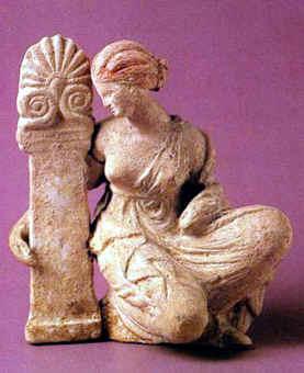 arte griego ceramica